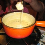 Tracking Down the Best Fondue in the World