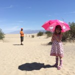 Visiting Death Valley, with Kids