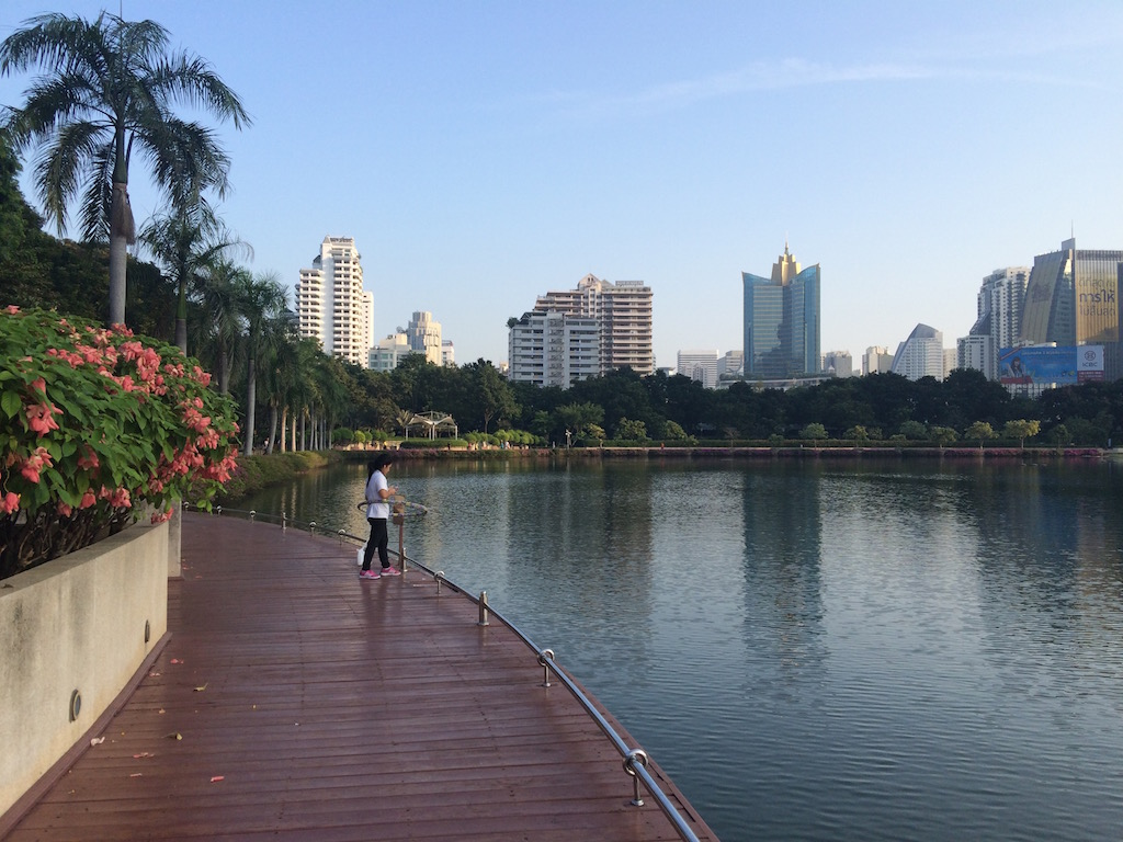 Best Places to Run in Bangkok – My Little Vagabonds!