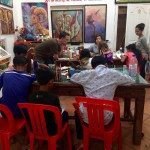 Cambodia: Healing through Art
