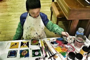 A Talented Child Artist Proves Autism in Vietnam Does Not Spell Doom