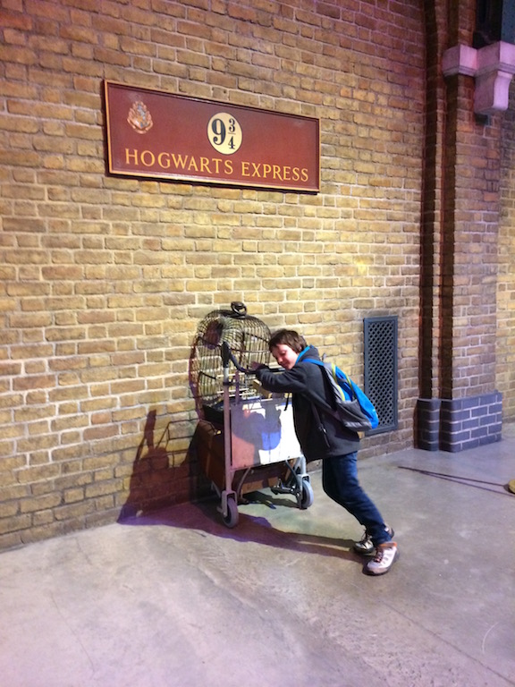 Getting to Hogwarts