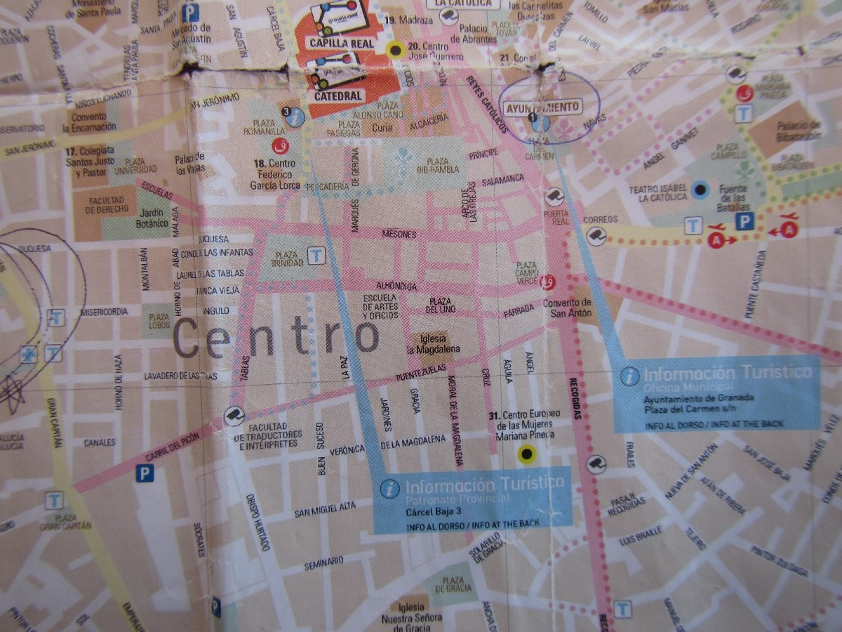 Top 4 Things to Do in Granada, with Kids – My Little Vagabonds! Kida For Map Of Tonga on