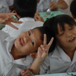 Le Thi My Huong: Putting Orphaned Kids First in Vietnam
