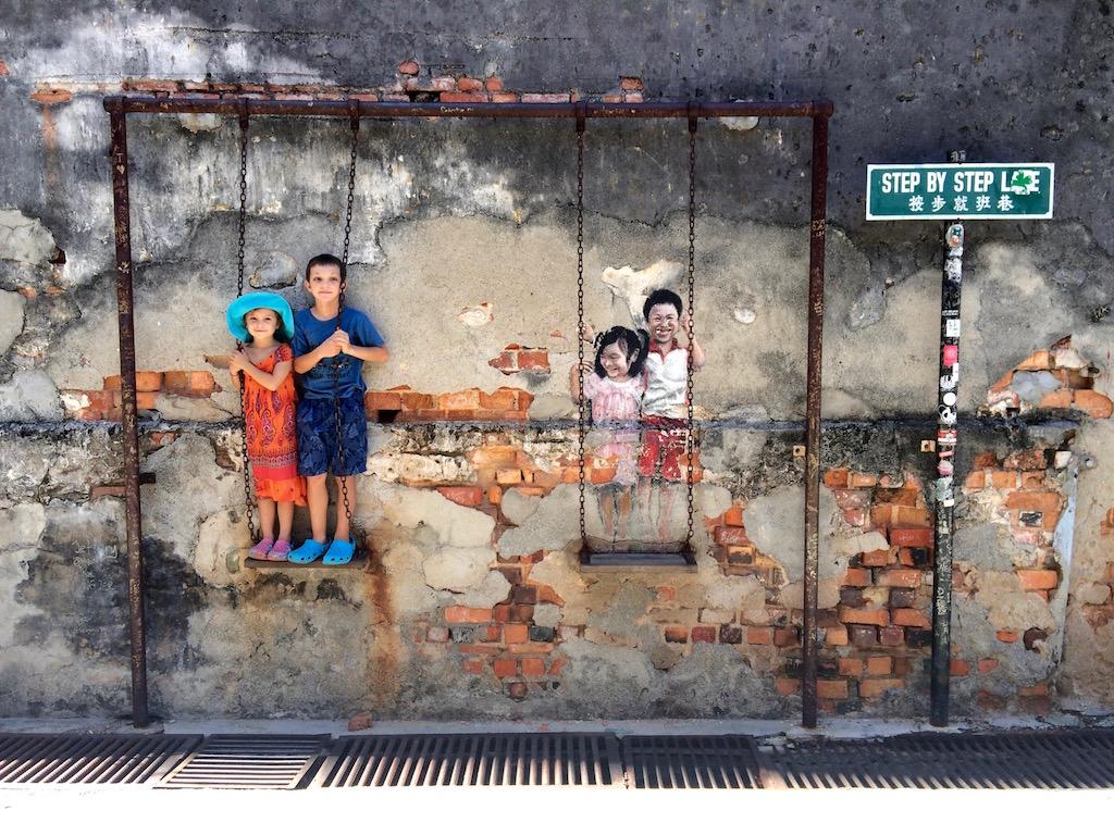 MuralSwingPenang