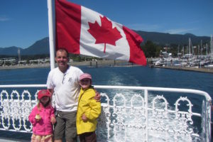 Americans Posing as Canadians while Abroad